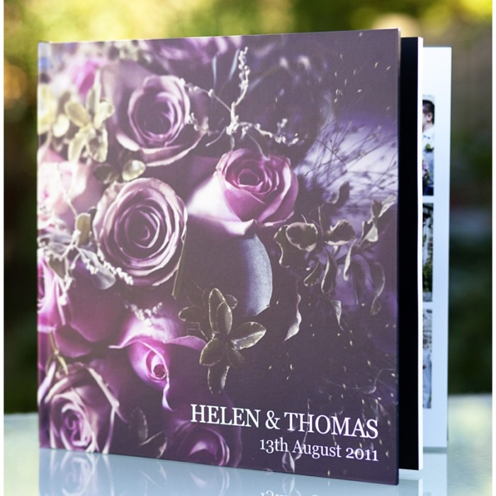 Wedding Photography Coffee Table Albums