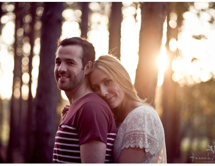 Lauren & Paul – Engagement Photography - Horsell Common, Surrey