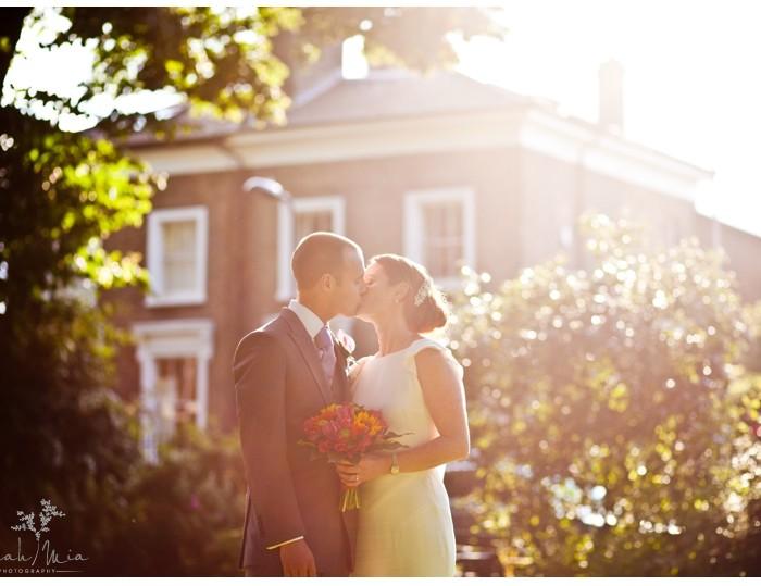 St Pancras Renaissance Hotel & Sutton House, London Wedding Photography - Maebh & Ian