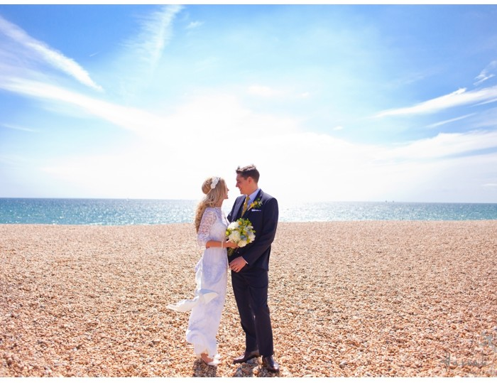 Brighton Town Hall and The Connaught Pub & Kitchen, Hove Wedding Photography - Lydia & Patrick