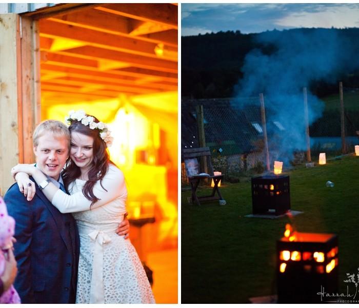 Coombe Hall & Holy Trinity Church, Drewsteignton , Devon Wedding Photography - Kate & Joe