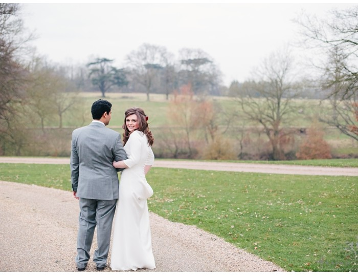 Braxted Park, Essex Wedding Photography - Marie & Saj