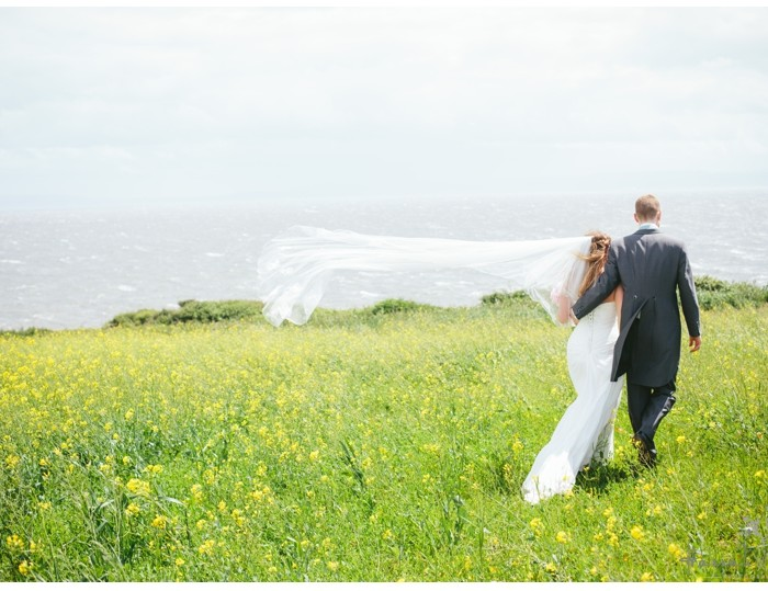 Rosedew Farm, Llantwit Major, Vale of Glamorgan, Wales Wedding Photography - Nia & Andrew