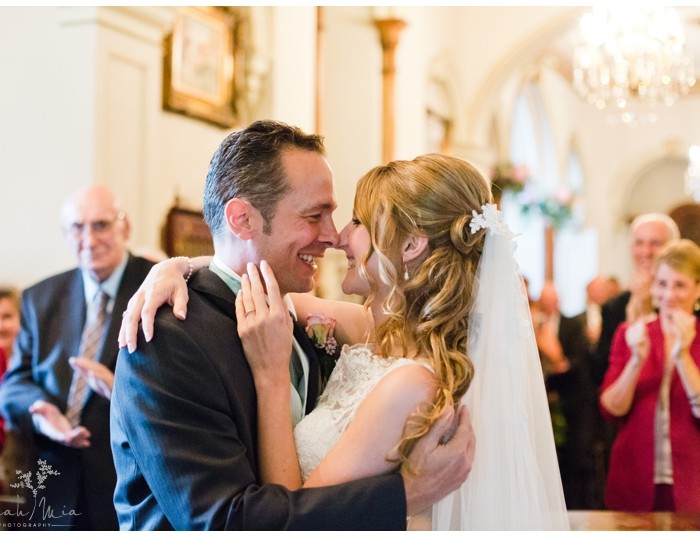 Orchardleigh House, Frome, Somerset Wedding Photography - Laura & Dave