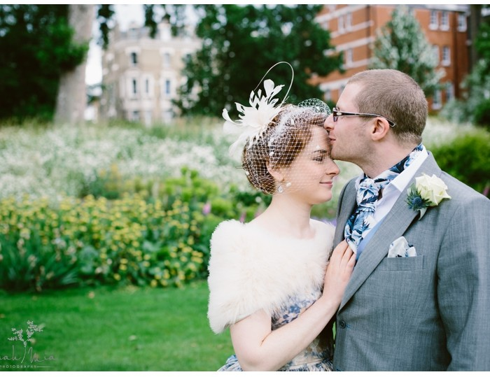 Gray's Inn Walks, London Wedding Photography - Jason & Laura