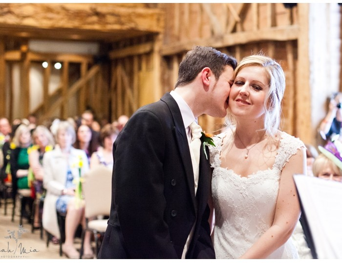Tythe Barn, Tewin Bury Farm Hotel, Hertfordshire Wedding Photography - Angela & Greg