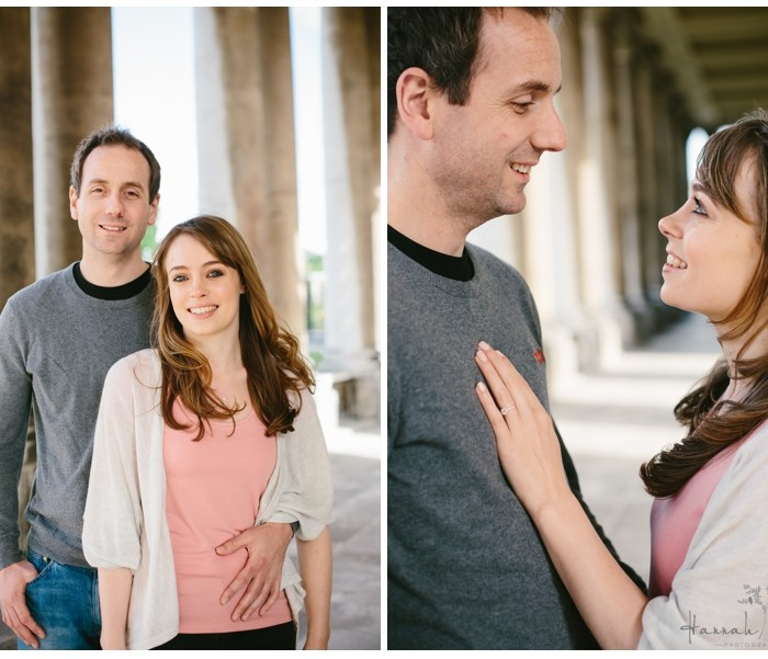 Christina & Matthew - Greenwich, South East London Engagement Photography