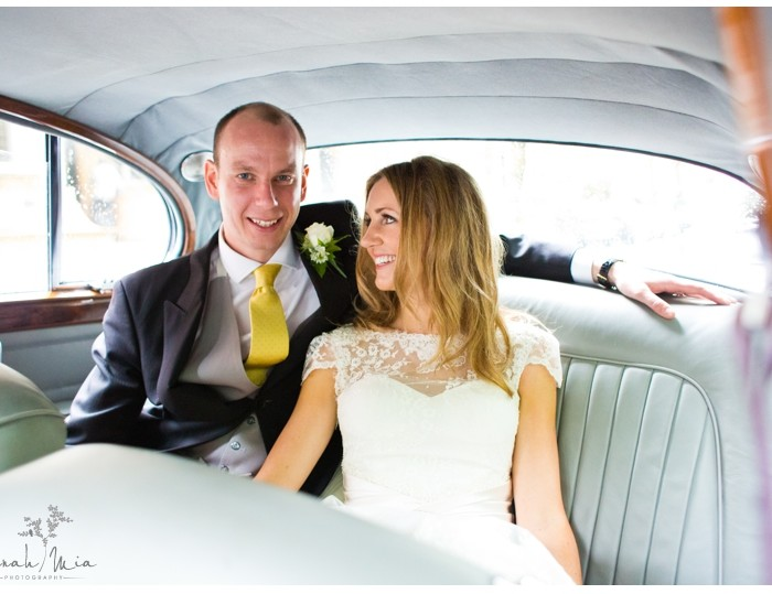 Annamay & Ian - Chelsea Old Church & Cavalry and Guards Club, London Wedding Photography