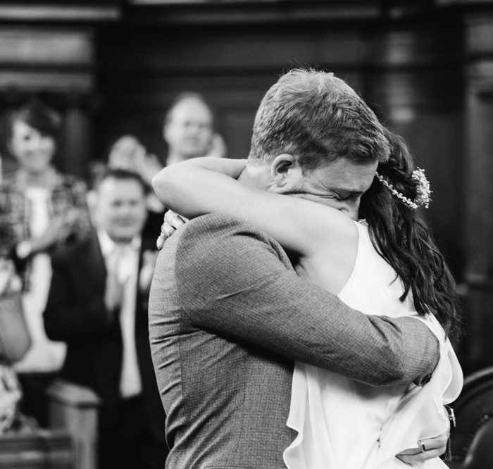 Islington Town Hall & The Albion, Islington, London Wedding Photography - Hannah & Dave