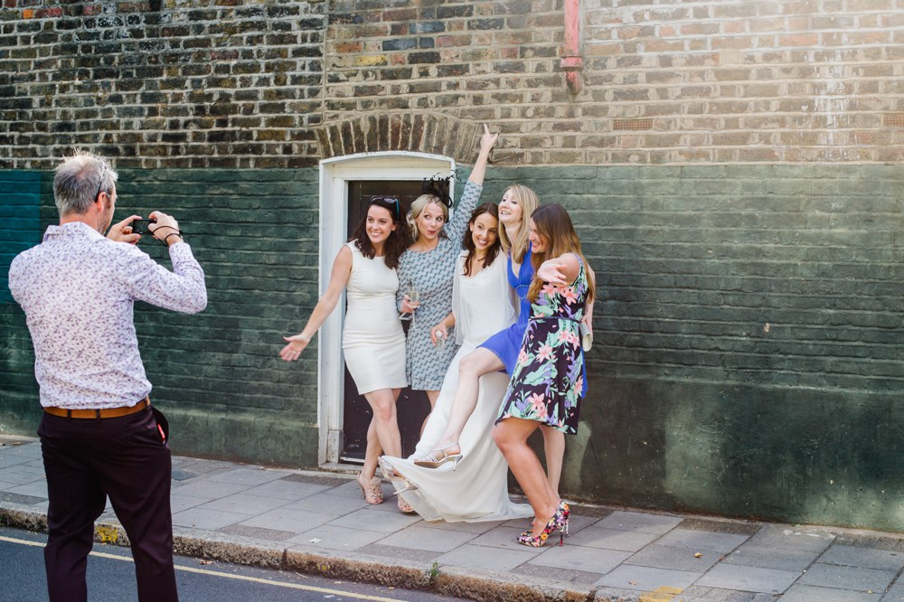 The Albion Islington London Wedding Photography (59)
