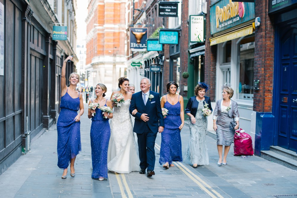 Devonshire Terrace London Wedding Photography (43)