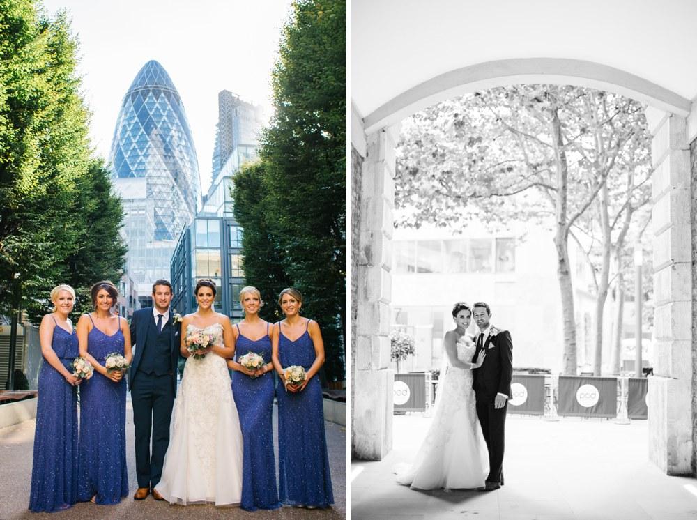 Devonshire Terrace London Wedding Photography (34)