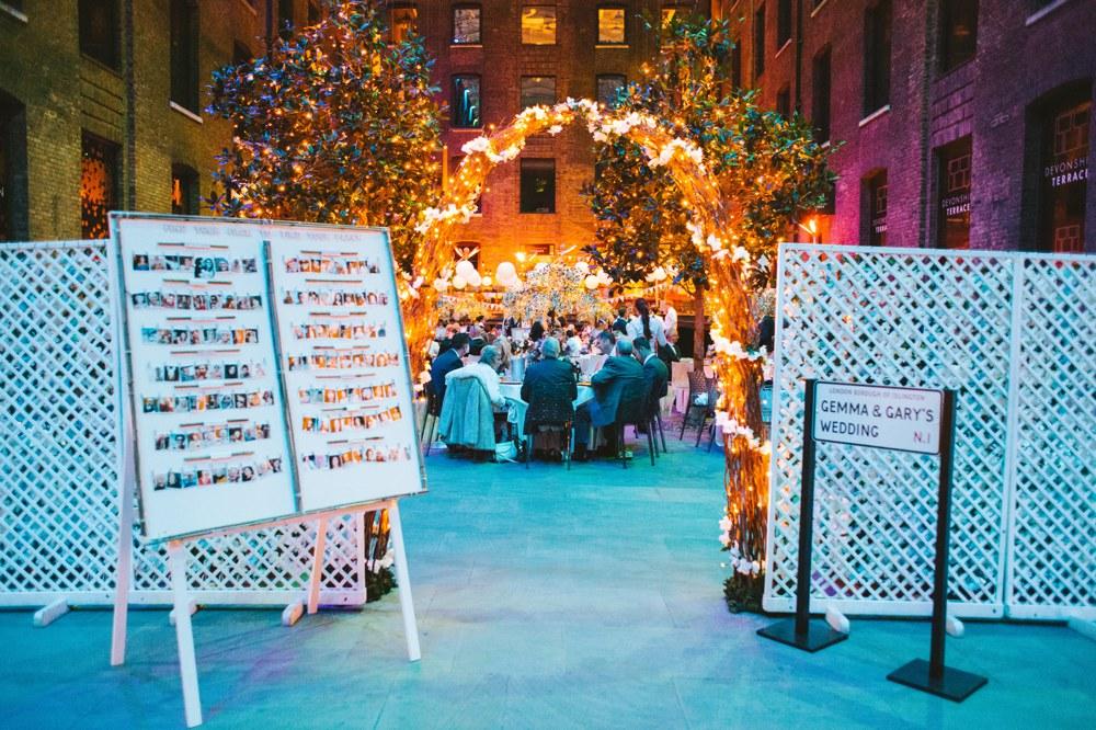 Devonshire Terrace London Wedding Photography (24)
