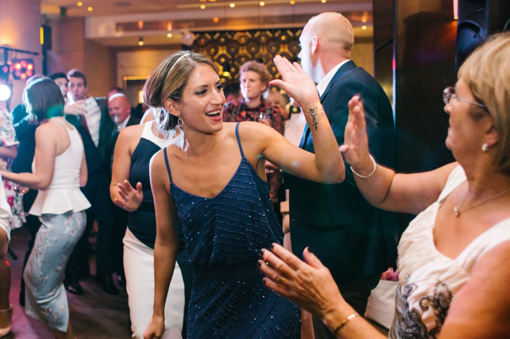 Devonshire Terrace London Wedding Photography (3)