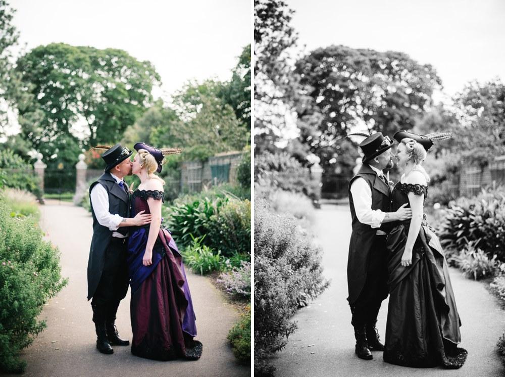 Kew Gardens Cambridge Cottage London Wedding Photography (36)