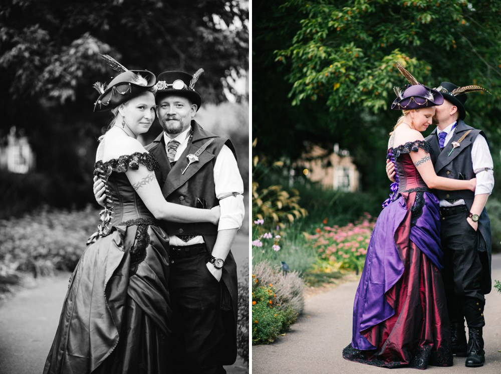 Kew Gardens Cambridge Cottage London Wedding Photography (35)