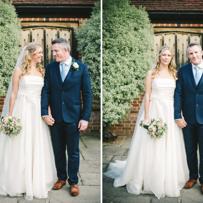 Coltsfoot Country Retreat, Hertfordshire Wedding Photography - Jess & Brett