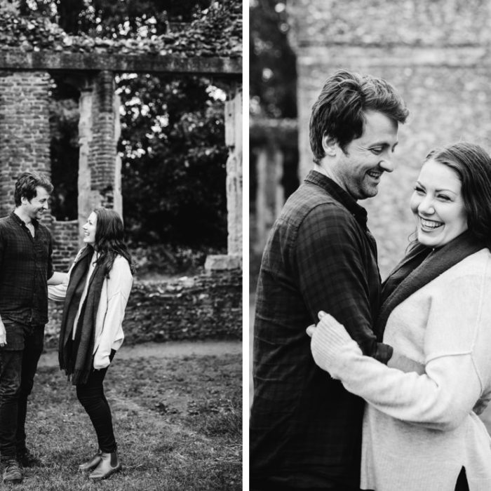 St Albans Engagement Photography - Tess & Scott