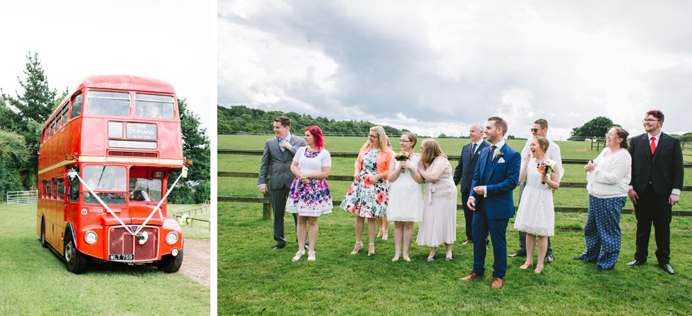 Sandridgebury Farm St Albans Wedding Photography (44)