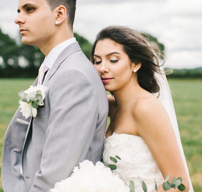 Kings Langley, Hertfordshire Backgarden Wedding - Barbara & Gus