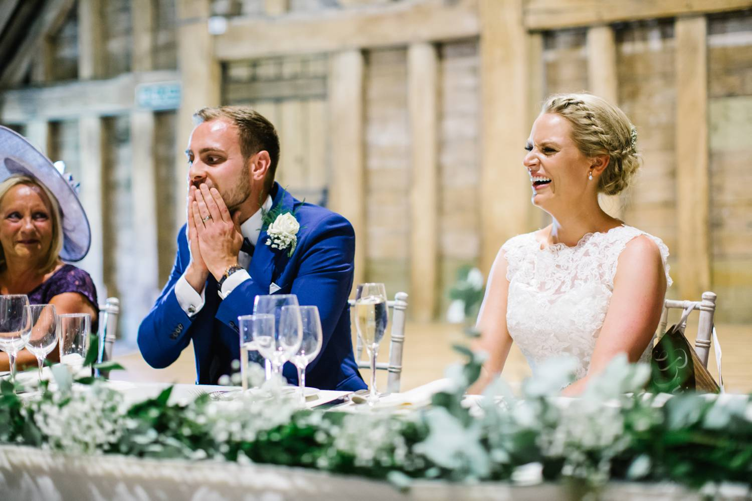 Priory Barn Hertfordshire Wedding Photography (32)