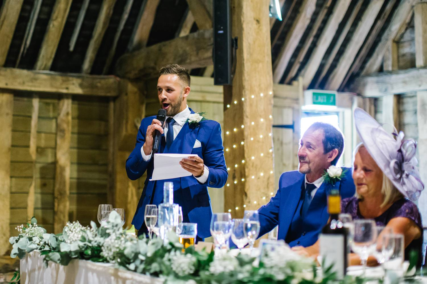 Priory Barn Hertfordshire Wedding Photography (27)