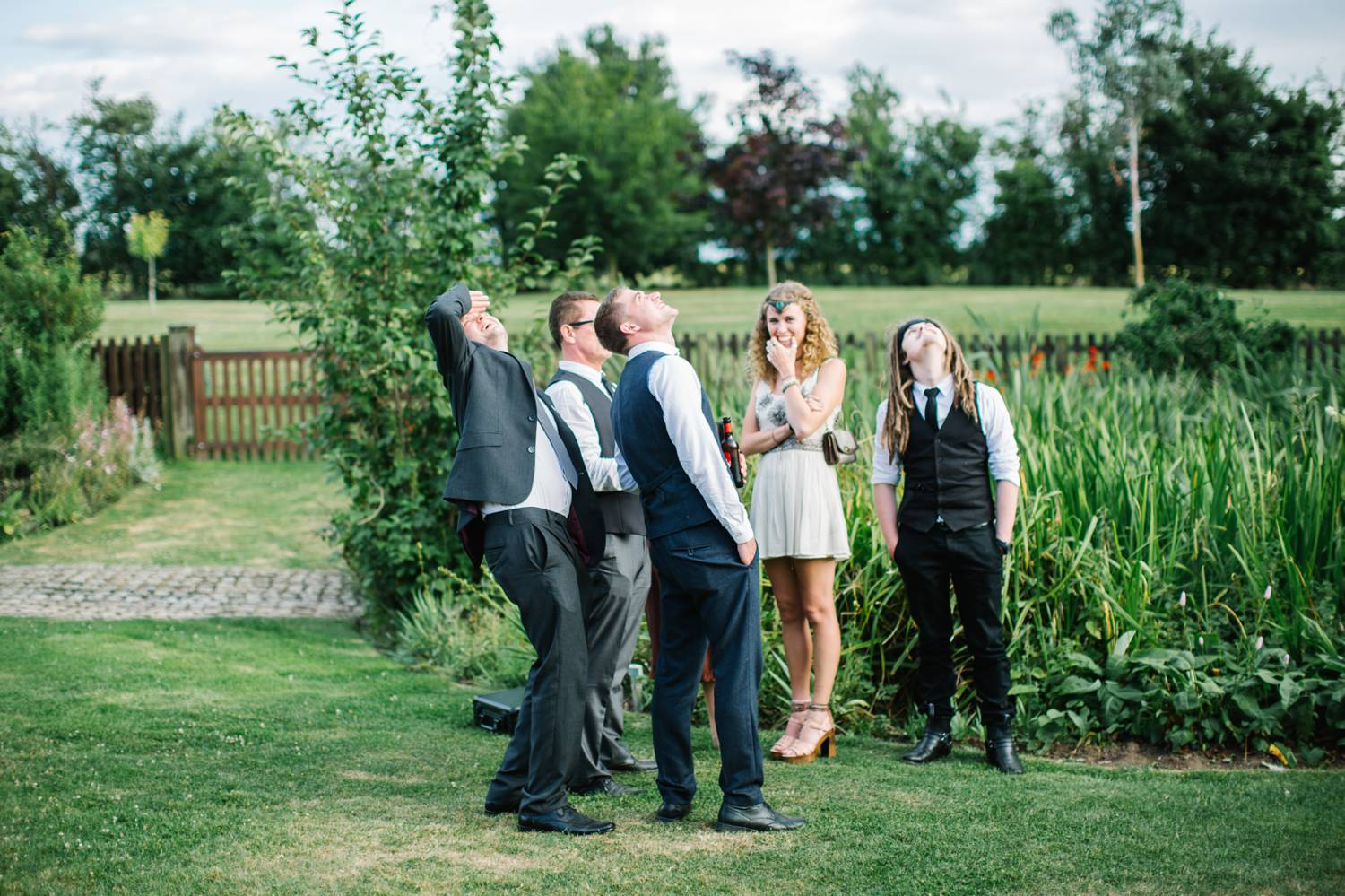 Priory Barn Hertfordshire Wedding Photography (17)