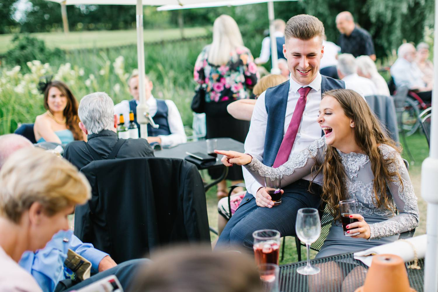 Priory Barn Hertfordshire Wedding Photography (12)