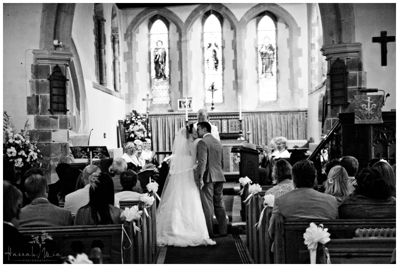 Wedding Photography St Peter and St Paul Church East Sussex