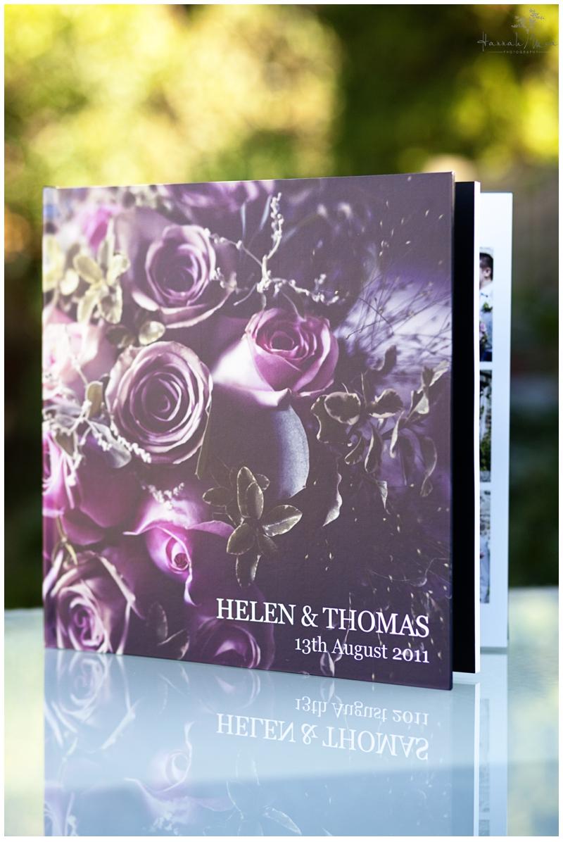 London Wedding Photography Albums