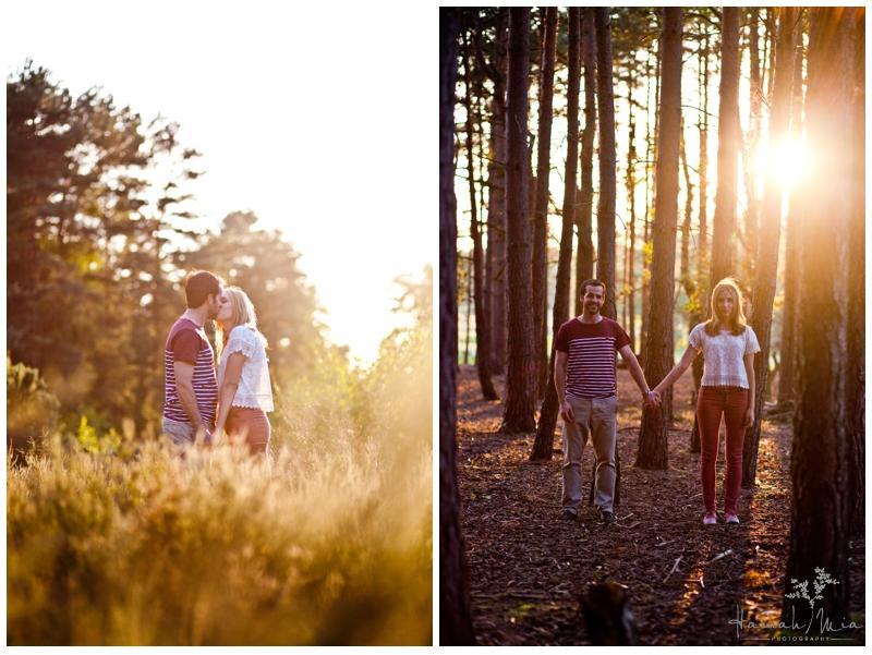 Surrey Engagement Photography