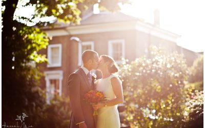 St Pancras Renaissance Hotel & Sutton House, London Wedding Photography – Maebh & Ian