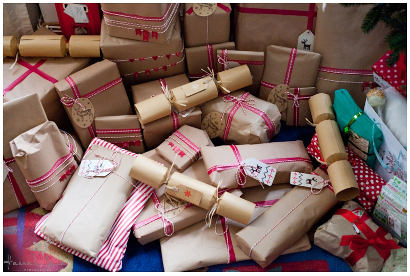 Kraft Paper & Bakers Twine Gift Wrapping
