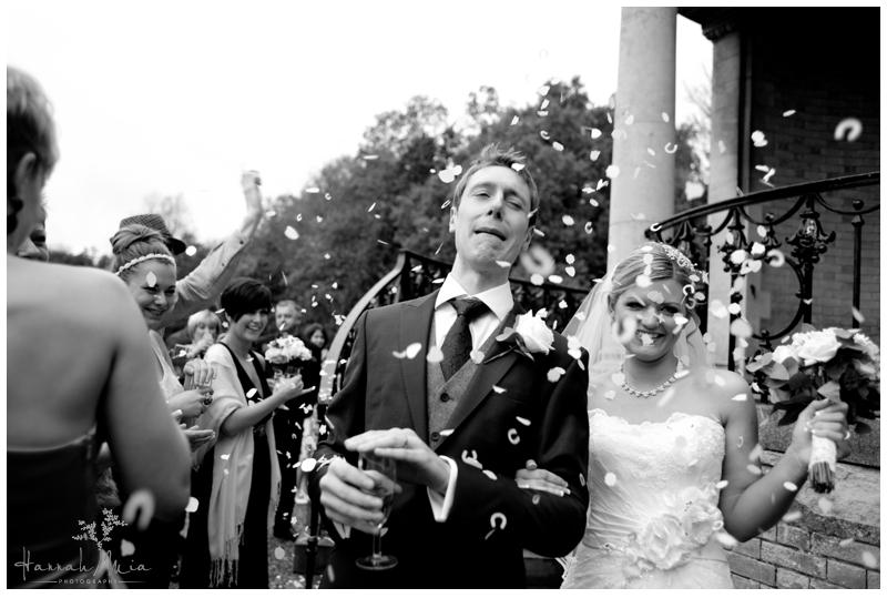Ponsbourne Park Hertfordshire Wedding Photography
