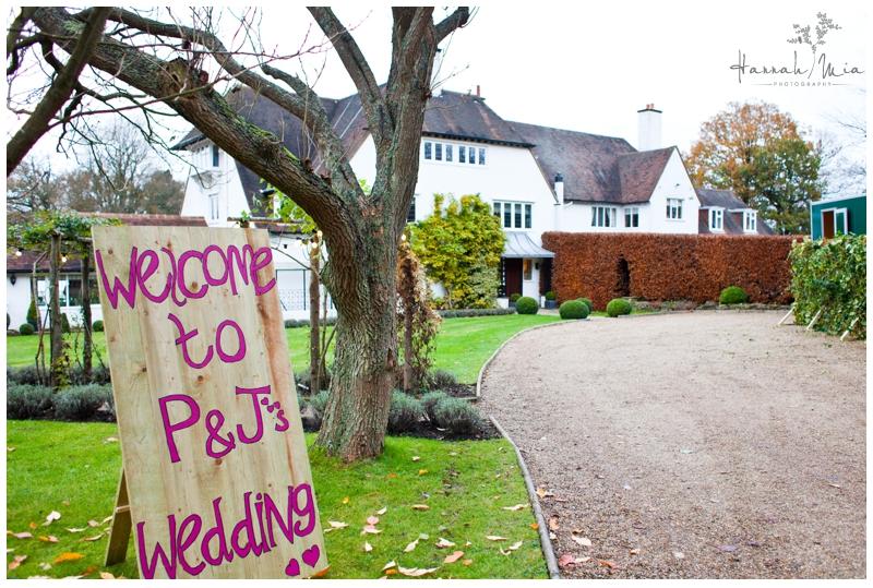 Ponsbourne Park Wedding Photography_120