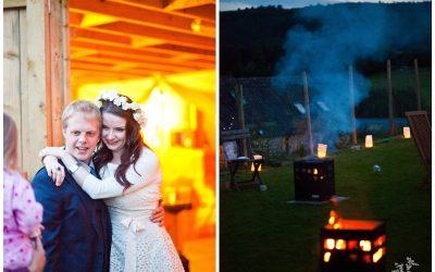 Coombe Hall & Holy Trinity Church, Drewsteignton , Devon Wedding Photography – Kate & Joe