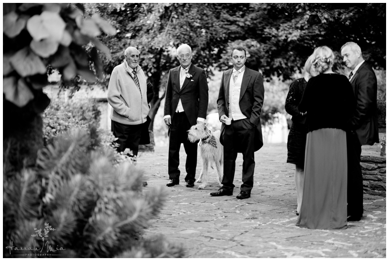 Dewsall Court Herefordshire Wedding Photography (24)
