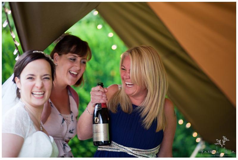 Dewsall Court Herefordshire Wedding Photography (14)