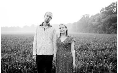 Frances & Tom – Cambridge Engagement Photography