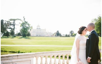 Stoke Park, Buckinghamshire, The Aviator & St Michael's Abbey, Farnham Wedding Photography – Tania & Paul