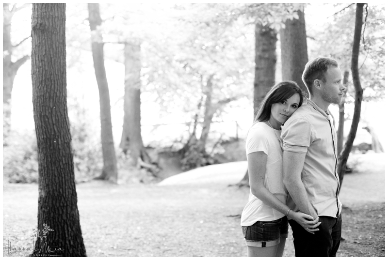 Winchmore Hill Engagement Photography (10)