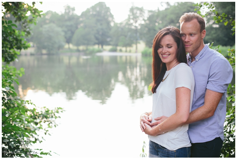 Winchmore Hill Engagement Photography (1)