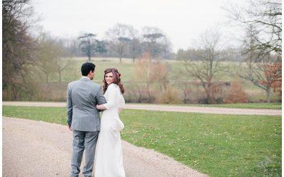 Braxted Park, Essex Wedding Photography – Marie & Saj