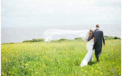 Rosedew Farm, Llantwit Major, Vale of Glamorgan, Wales Wedding Photography – Nia & Andrew