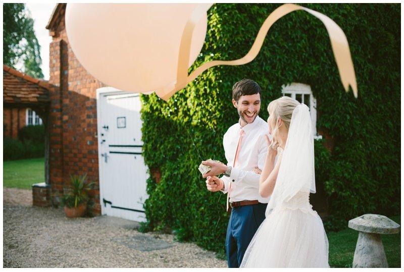 St John The Baptist Church, Little Marlow & Lillibrooke Manor, Maidenhead Wedding Photography – Michelle & Oliver