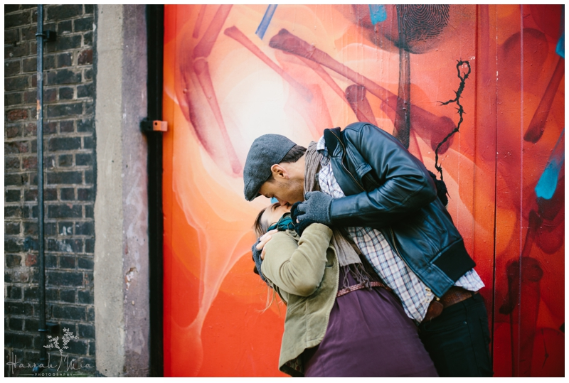 Brick Lane East London Engagement Photography (13)