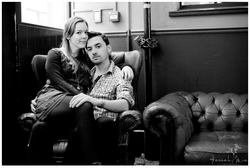 Brick Lane East London Engagement Photography (2)