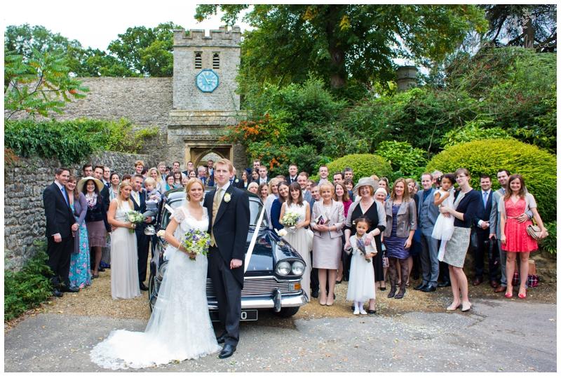 Wytham Village Hall Oxford Wedding Photography (96)