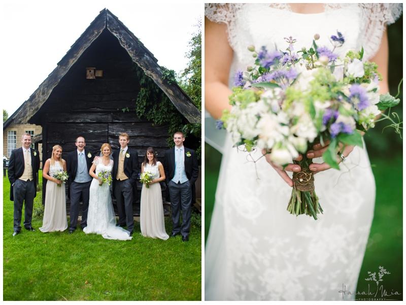 Wytham Village Hall Oxford Wedding Photography (89)
