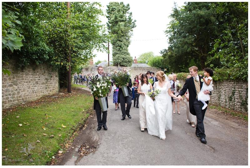 Wytham Village Hall Oxford Wedding Photography (81)